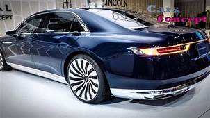 2017 Lincoln Town Car Concept Best New Cars Performance