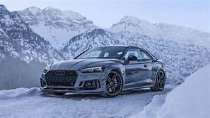 Audi RS5 R By ABT Travels To Austrian Alps For Epic Photo