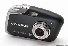 Mini Digital Front Rear Digital by Olympus Stylus Verve μ Mini Digital Review Digital