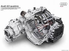 S Tronic Getriebe - 2017 audi a3 sedan 7 speed dual clutch s tronic