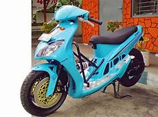 Mio Smile Babylook by Modifikasi Mio Garnis Modif Motor 2017