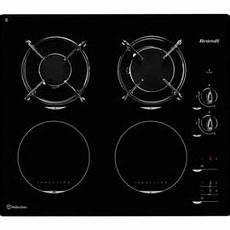 brandt ti313bs1 table de cuisson mixte induction et gaz