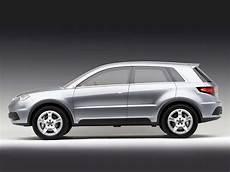 2005 acura rdx concept car photos