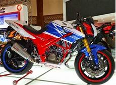 Modifikasi Cb150r 2013 by Motor Drag Gambar Modifikasi Honda Cb150r