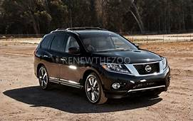 2019 Nissan Pathfinder Price Specs Redesign Review