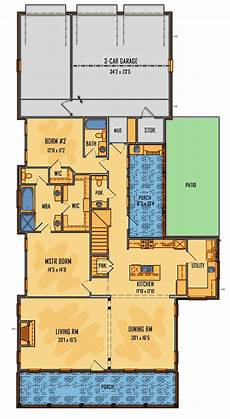 rear entry house plans plan 510030wdy southern classic with rear entry garage