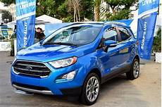 2018 Ford Ecosport Deals Prices Incentives Leases