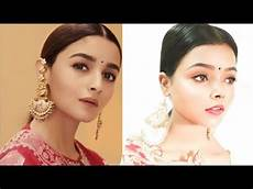 Eid Makeup Look Tutorial Alia Bhatt Inspired Makeup Look