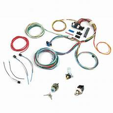 1964 1970 Ford Mustang Comet Falcon Wire Harness