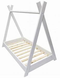 le lit tipi blanc de velinda test avis avec sommier