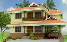 2080 square feet kerala model house kerala home design