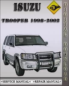 book repair manual 1999 isuzu trooper transmission control 1998 2002 isuzu trooper factory service repair manual 1999 2000 2001 tradebit