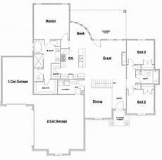 four bedroom house plans with basement planning essential four bedroom house plans basement