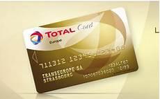 carte carburant professionnel carte carburant total carte