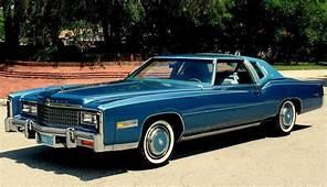 1978 Cadillac Eldorado Biarritz  Vintage Cars