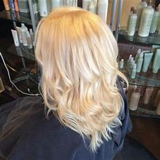 buttery blonde hair color beautiful buttery blonde by danielleandersonhair jigsawforhair aveda blonde color blonde hair