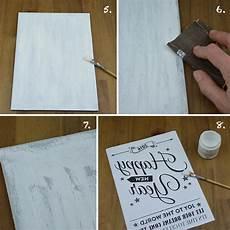 holzschilder selbst gestalten diy h 252 bsche vintage schilder selber machen sch 246 n bei