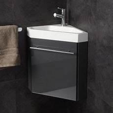 meuble lavabo angle lave mains d angle complet pour wc avec meuble couleur