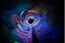 wallpaper long exposure spiral symmetry blue light painting circle universe vortex