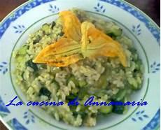 risotto con zucchine e fiori di zucca risotto con zucchine e fiori di zucca lacucinadiannamaria