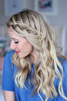 3 in 1 cascading waterfall build able hairstyle cute girls hairstyles