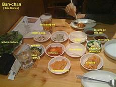 different types of ban chan side dishes yelp