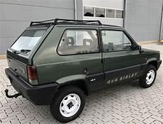 Fiat Panda 4x4 Sisley Cabrio 1990 Catawiki