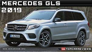 2019 MERCEDES GLS Review Rendered Price Specs Release Date