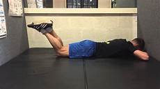 isometric hamstring muscle strength youtube