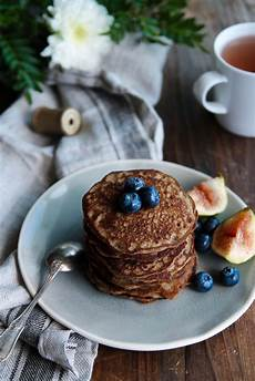 Pancakes Au Sarrasin Vegan Sans Gluten Aime Mange
