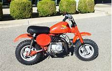 1980 honda z50r mini trail bike
