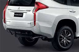 Mitsubishi Montero Sport Elite Edition Released In