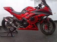 Kawasaki 250 Modifikasi by Modifikasi Kawasaki 250 Terbaru Modifikasi Motor