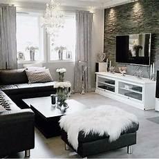 Black Grey And White Room Decor