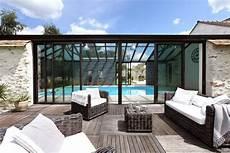 piscine interieur exterieur veranda piscine medence garden swimming pool swimming