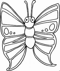 Gratis Malvorlagen Comic Schmetterling Unten Ausmalbild Malvorlage Comics