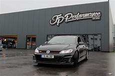 golf 7 gti facelift tuning vw golf 7 facelift gti performance foto bild autos