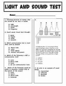 grade 5 science worksheets light 12290 pin on science