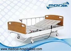 3 funktions bewegliches elektrisches pflegeheim bett