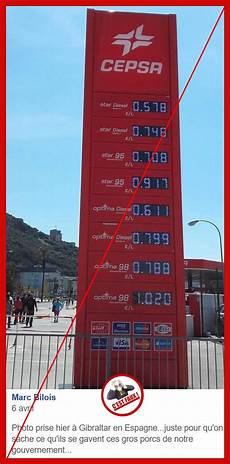 prix du diesel en espagne intox sur les prix du gasoil dans le monde