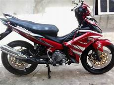 Variasi Motor Mx 135 by Modifikasi Motor Jupiter Mx 135 Warna Merah Kumpulan