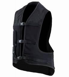 helite airbag weste airnest schwarz gr l mog01 01 07
