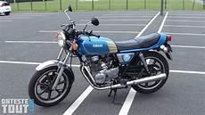 Yamaha Xs 400 - lunaris2142 teste la yamaha xs 400 3n7 de 1979