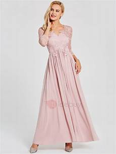 modern v neck sleeves lace appliques prom tidebuy com