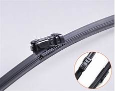 repair windshield wipe control 2012 volkswagen golf auto manual 24 quot 19 quot frameless rain window windshield wiper blade for vw golf 6 2008 2012 ebay