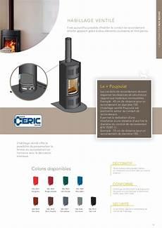 chauffage au granulés de bois poujoulat brochure solutions pour le chauffage au bois