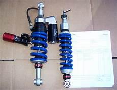 r1200gs wilbers front rear shocks