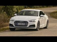 2017 Audi A5 Sportback Essai L 233 L 233 Gance Dynamique