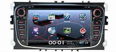 7 quot car dvd gps navigation radio stereo for ford s max c