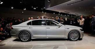 2018 2019 Volkswagen Phideon – A Replacement For The VW